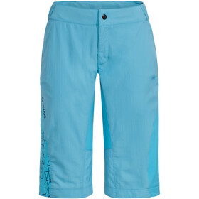 VAUDE Downieville Shorts Damen crystal blue